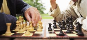 Three Phases of Chess Game