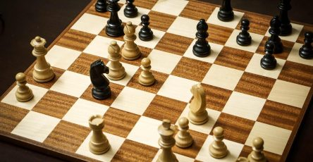 Basic Lesson of Chess