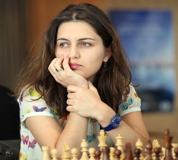 Female Warrior Of Chess1