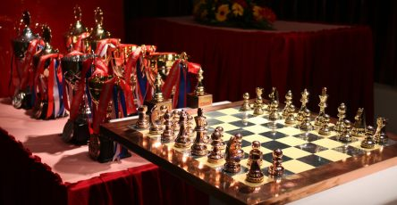 The International Chess Tournament in 2019