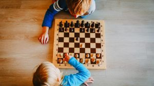 The Advantages of Playing Chess for Children