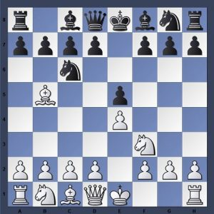 Learn the Best Move in Starting Chess Game