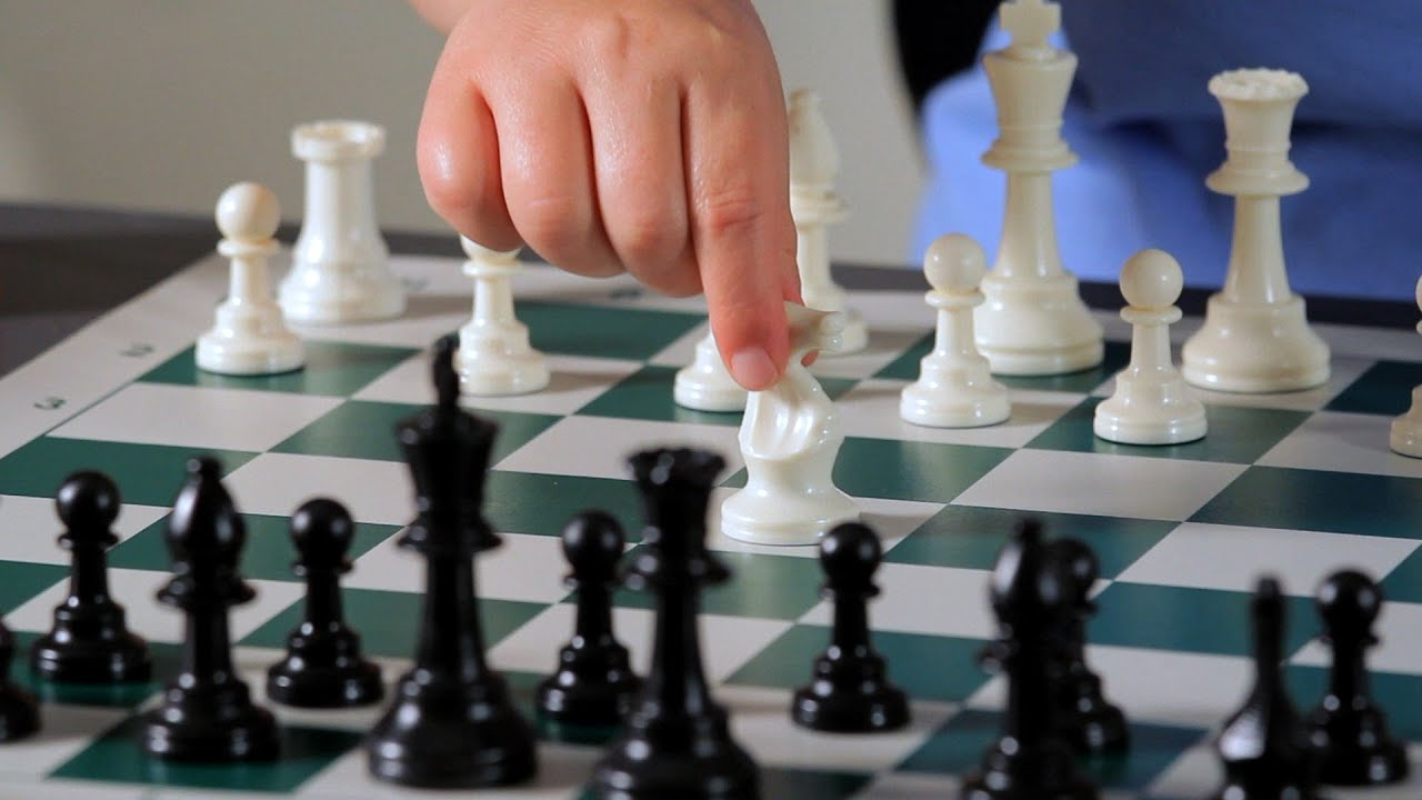 How to Play Chess for Newbie